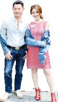 黃智賢不想夏天拍古裝戲  陳凱琳被男友讚幽默