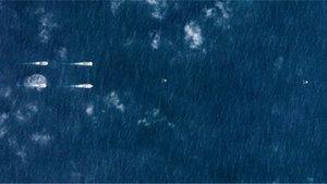 美曝中共軍隊南海衛星圖 專家:嚇阻意味濃厚