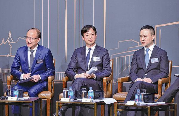 復星國際表示,未來3年將投放200億元於科創項目,10年投放1000億元。(宋碧龍/大紀元)