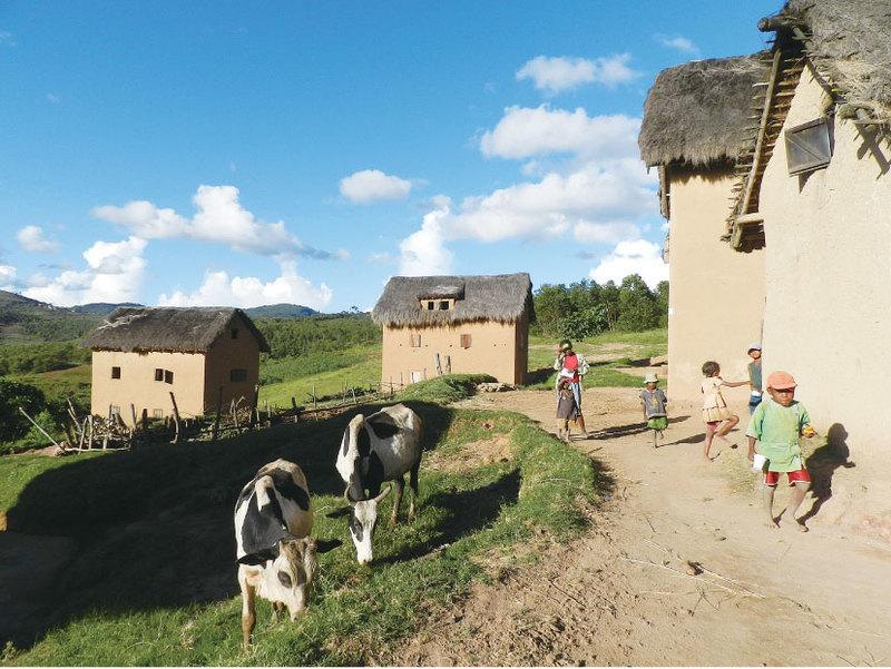 馬達加斯加遊記(二)淳樸的民風