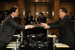 南北韓首腦會談敲定 4月27日在板門店
