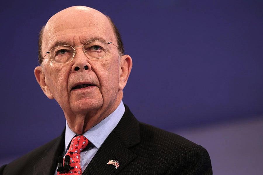 美商務部長:設貿易壁壘的中共將吃更多苦頭