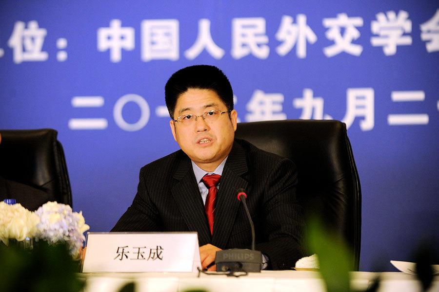樂玉成任外交部副部長 關鍵時刻曾任駐印大使