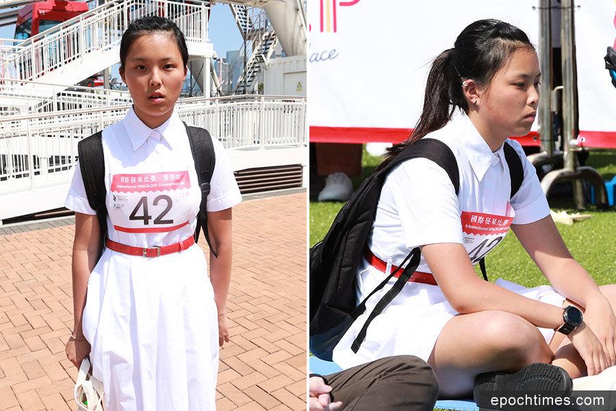 香港國際發呆比賽 中學生:發呆減壓放鬆身心