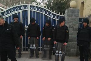 中共迫害信仰擴及幼童 北京教會幼兒園遭圍