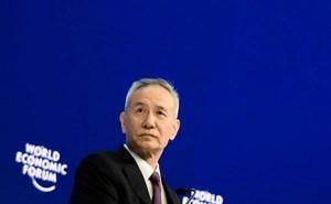 劉鶴權重超過常務副總理韓正