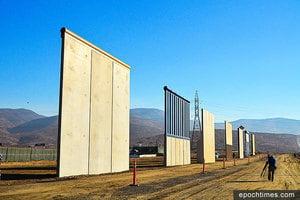 支持特朗普建牆 美邊境局:邊防人員知其用處