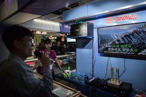 傳北韓平壤卡拉OK酒吧紛紛關門
