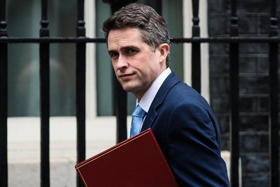 英國防長:前俄諜中毒案是「新時代的戰爭」