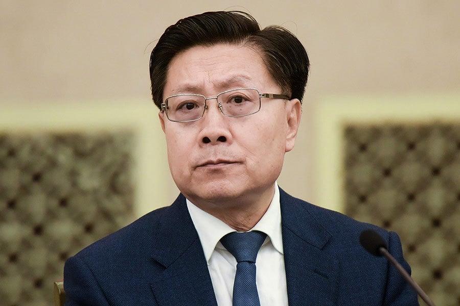 王東明掌總工會 破25年政治局委員兼任慣例