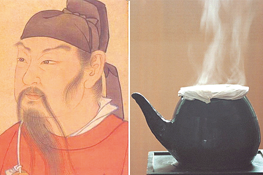 「重德比吃仙丹有效」的說法出自於孫思邈的《千金要方》。(大紀元合成圖)