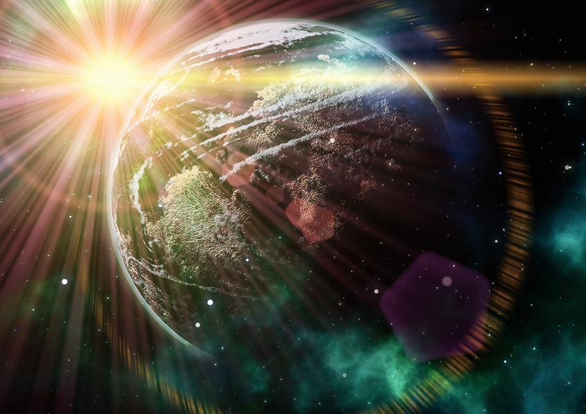 宇宙輻射增強 1/3 原因不明