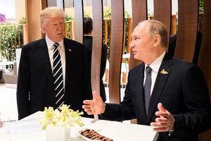 歐美制俄聲中 特朗普可能邀請普京訪白宮
