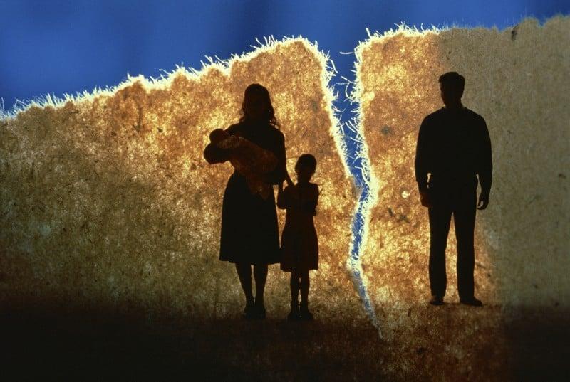 夫妻雙方的滿意度落差越大,離婚的風險也就越高。(大紀元資料室)