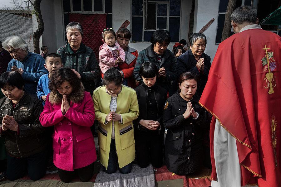 「不許外國干預宗教」 中共打碎梵蒂岡希望