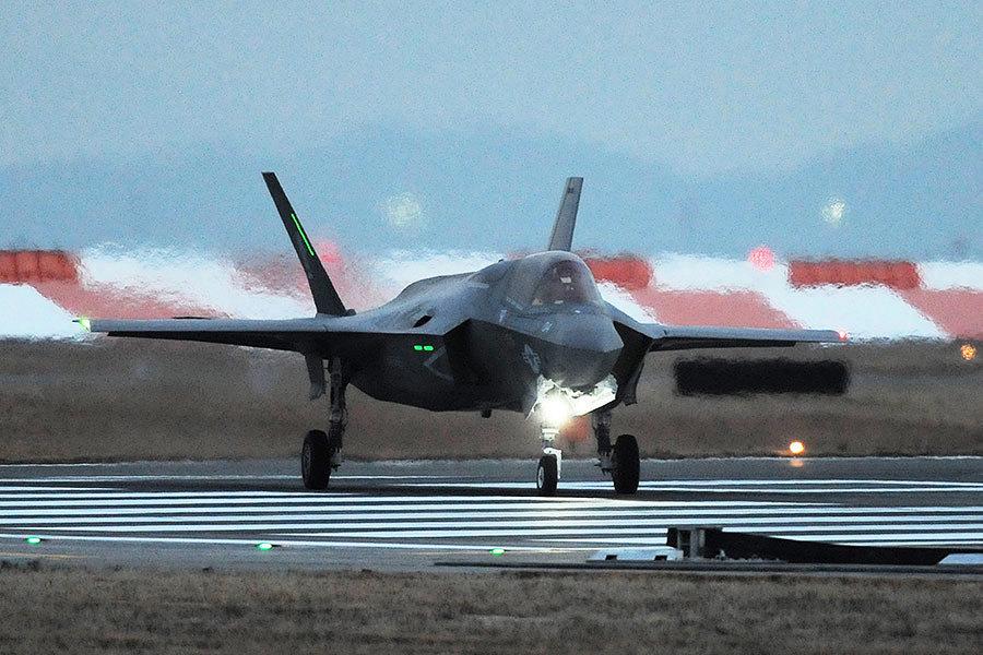 駐日美軍60架戰機轉移 打造遠東最大航空基地