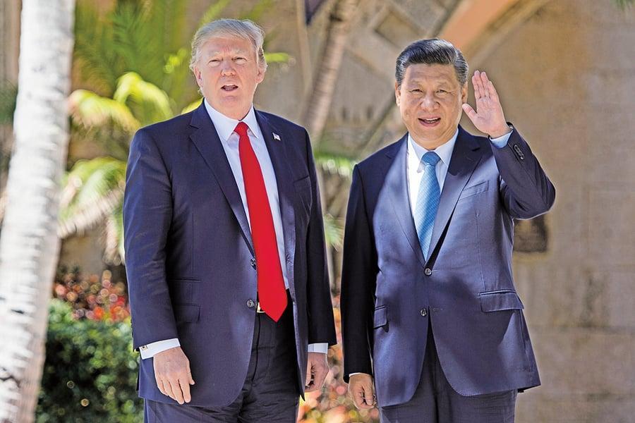 回應中方 特朗普:沒有貿易戰