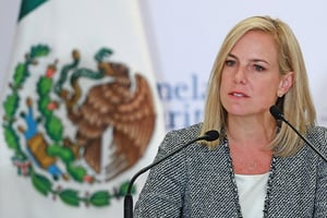 特朗普簽署公告派遣國民衛隊駐守美墨邊境