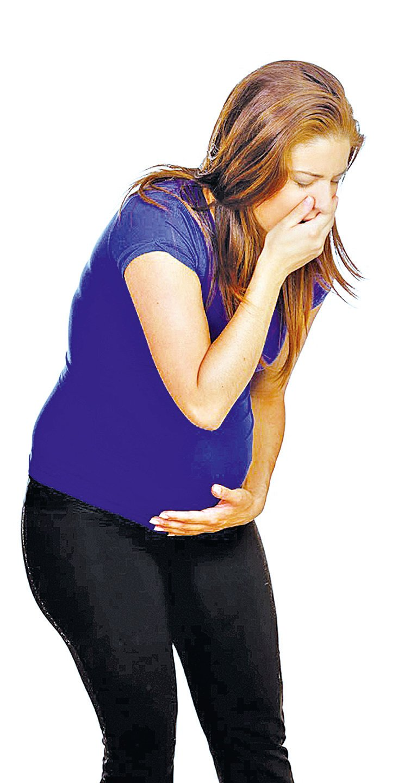 一孕婦愛吃生菜 引發胎兒腦膜炎