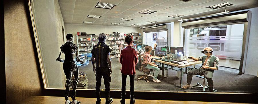 VR成舞台 《挑戰者1號》蘊藏警世內涵