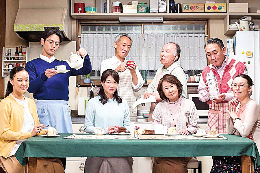 【活動速遞】香港國際電影節系列(七)閉幕電影《嫲煩家族3 走佬阿嫂》