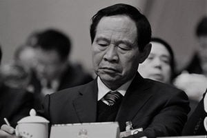 億元巨貪陳雪楓為爭副省長花幾千萬做廣告