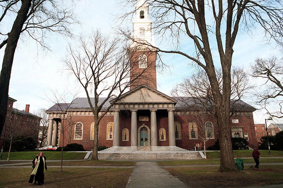 特朗普政府支持亞裔學生起訴哈佛歧視