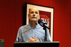 《無聲的入侵》作者籲澳人從中共滲透中覺醒