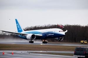 美國航空斥巨資 增購47架波音787夢幻客機