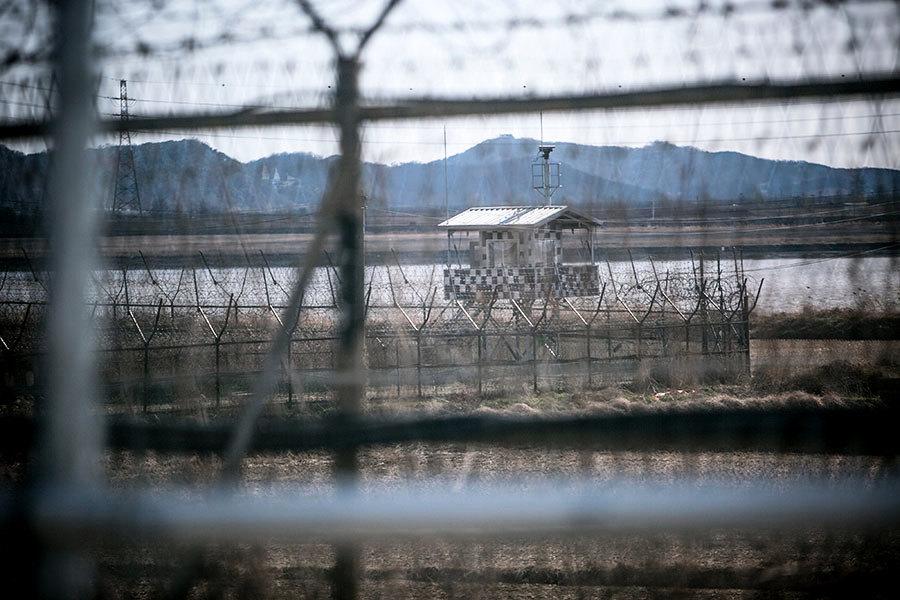 十年來首次 北韓軍官乘船投奔南韓