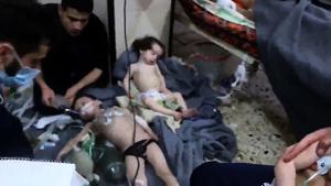 敘利亞化傳武攻擊 特朗普警告「要付重大代價」