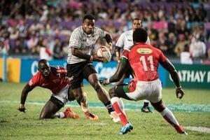 國際七欖斐濟四連霸