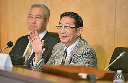 劉國華對於中共將迫害延伸海外、輸出暴力的做法感到深惡痛絕。(李莎/大紀元)