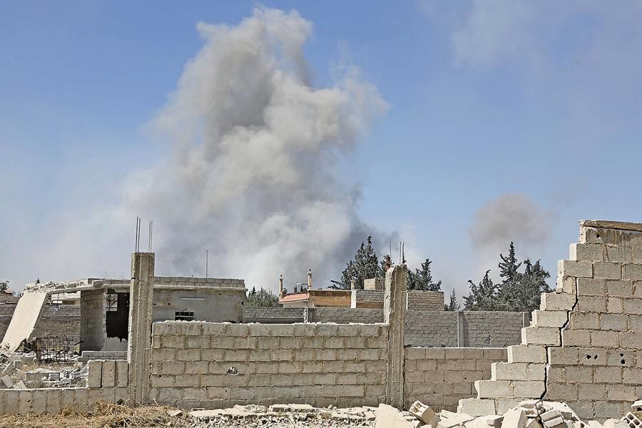 敘平民遭大規模化武攻擊