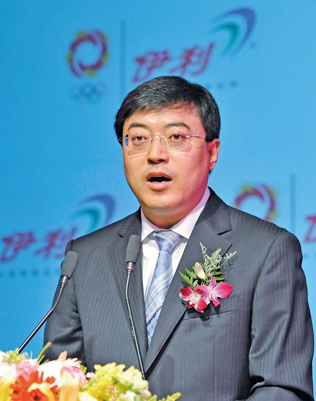 中國乳企巨頭伊利集團董事長潘剛失聯引關注。(大紀元資料室)