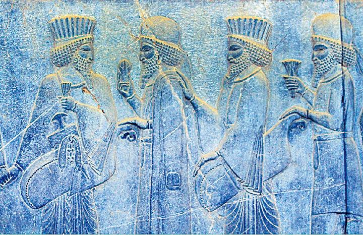 古波斯人服飾。 (Mostafameraji/Wikimedia Commons)