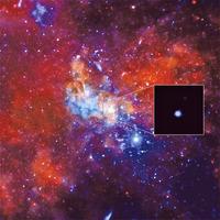 新發現銀河系中心聚集數千黑洞