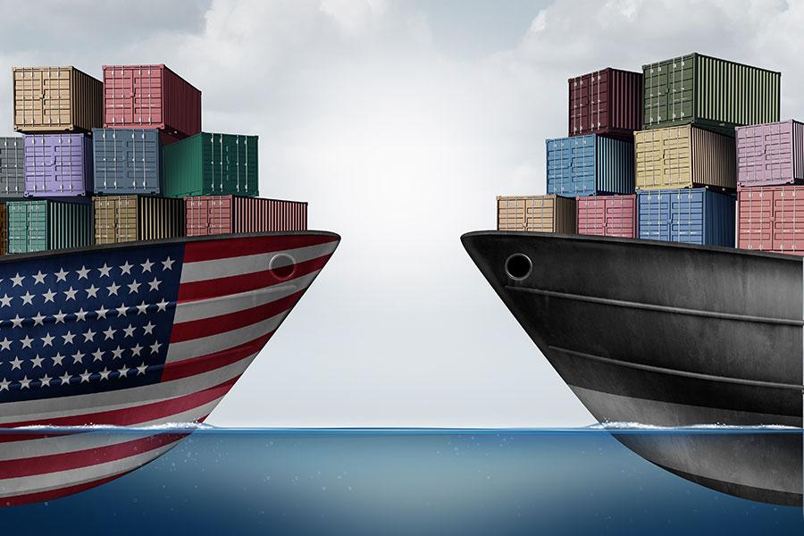 面對美國政府不斷升級的壓力,中共政府看起來是有點急了。(Shutterstock)