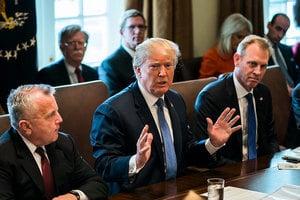 特朗普:或跟中國簽貿易協議及和朝談無核化