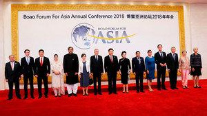亞洲國家首腦缺席博鰲 中美摩擦中選邊站?