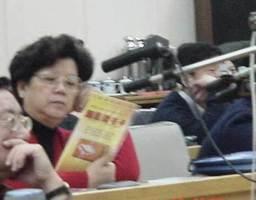 江澤民情婦陳至立近況惹關注