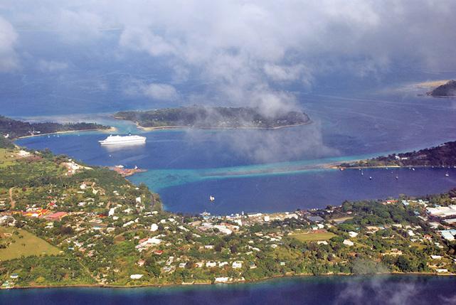 據報中共擬於瓦努阿圖建首個太平洋軍事基地