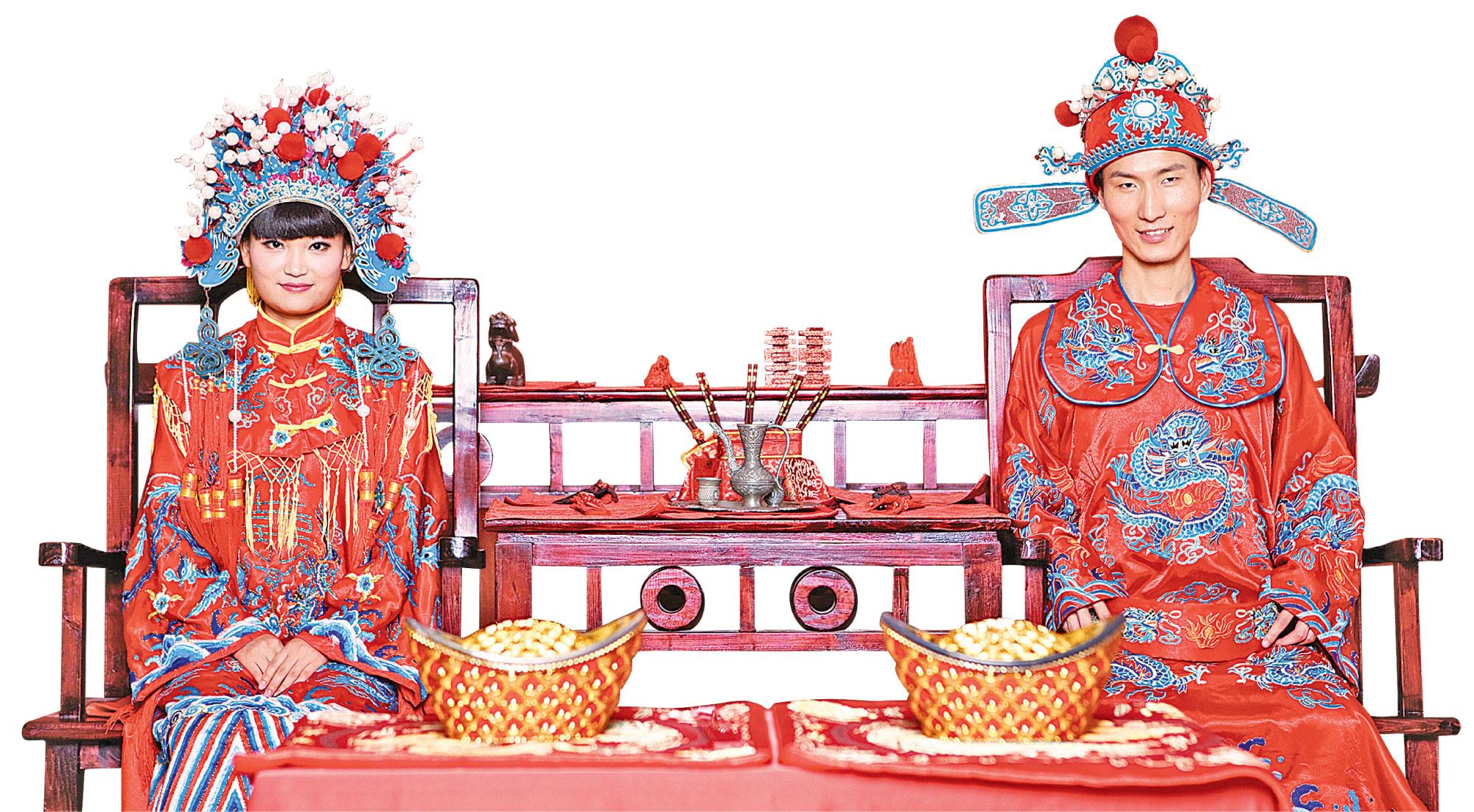 中式婚禮:shutterstock