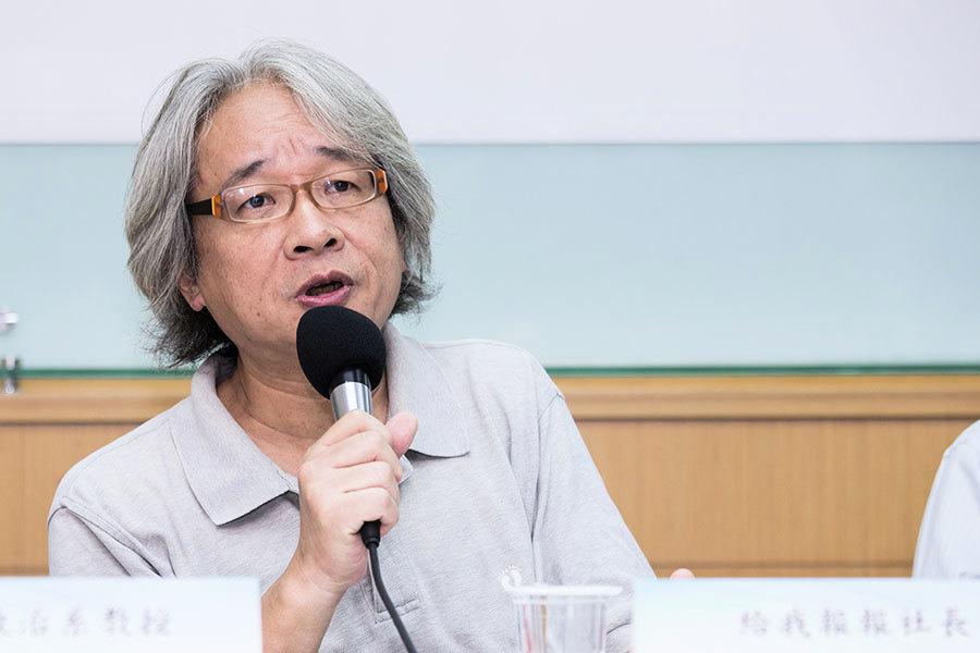中共用科技監控全民 馮光遠:是場悲劇