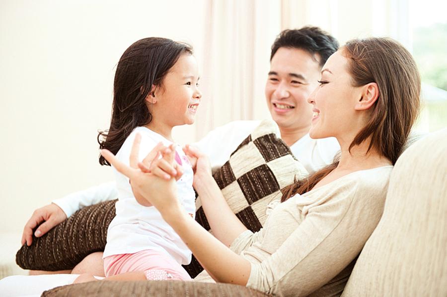 打開溝通的管道多留給孩子一些時間