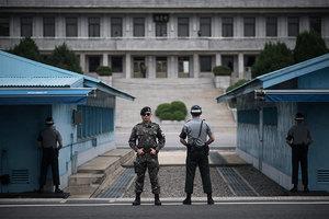 兩韓首腦會談前夕 傳北韓人民夢想統一