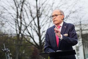 白宮經濟顧問:關稅或在中美談判前實施