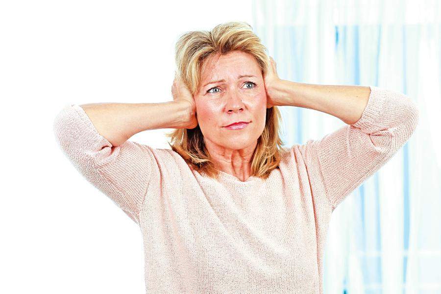 耳鳴者罹焦慮症 機率為一般人2倍