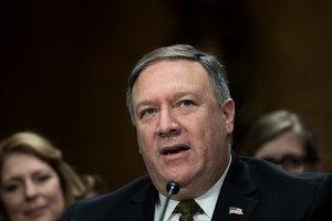 準國務卿聽證 蓬佩奧:中美關係無零和遊戲