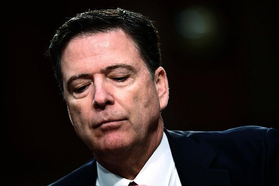 前FBI局長新書披露 希拉莉電郵門案有秘密